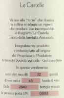 Voorvertoning: Le Castelle Gattinara DOCG 2013 - Antoniolo