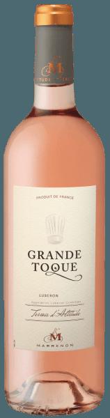 Grand Toque Rosé Luberon AOC 2019 - Marrenon