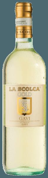 DeOro Gavi DOCG del Comune di Gavi is een fijne witte wijn en zeer karakteristiek voor de Gavi regio. Hij schittert door zijn bouquet van druivenrassen en zijn strogele kleur met groenige reflecties. Een elegante frisheid en harmonie kenmerken de smaak, die wordt omgeven door een hint van amandel.
