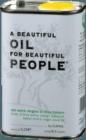 Olio Extra Vergine di Oliva Beautiful Oil for... 0,25 l - Cufrol