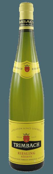 Riesling Réserve 2019 - F.E. Trimbach