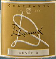 Voorvertoning: La Cuvée D Brut - Champagne Devaux