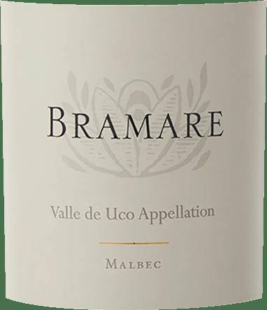 Het ondoordringbare, dichte zwarte rood van de Bramare Valle de Uco Malbec van BodegaViña Cobosgaat samen met een neus rijk aan aroma's van verse pruimen, viooltjes, kaneel en tabak. Het gehemelte is dicht en volumineus. Deze Malbec is zeer smeltend van textuur en biedt een prachtige afdronk met kruidige en fruitige tannines. Vinificatie voor de Bramare Valle de Uco Na de handmatige oogst werd de Bramare Valle de Uco 17 maanden gerijpt in een combinatie van nieuwe (15% Frans eiken + 20% Amerikaans eiken) en gebruikte eiken vaten (65%; 2e bezetting). Er werd niet gezuiverd of gefilterd. Spijsadvies voor de Bramare Valle de Uco Malbec van de Bodega Viña Cobos Wij bevelen deze Malbec aan bij vleesgerechten en kaas.