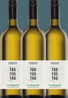 3er Vorteils-Weinpaket - Tag für Tag Grauburgunder trocken 1,0 l 2019 - Frankhof Weinkontor