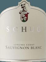 Voorvertoning: Sauvignon Blanc Sonoma Coast 2018 - Schug Winery