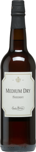 Medium Dry - Emilio Hidalgo