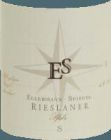 Voorvertoning: Rieslaner Auslese 0,5 l 2019 - Ellermann-Spiegel