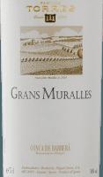 Voorvertoning: Grans Muralles DO 2016 - Miguel Torres