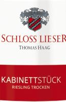 Voorvertoning: Kabinettstück Riesling trocken 2019 - Schloss Lieser