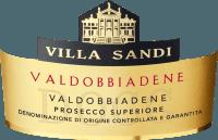 Voorvertoning: Prosecco Superiore Valdobbiadene Spumante Extra Dry DOCG 3,0 l Doppelmagnum - Villa Sandi