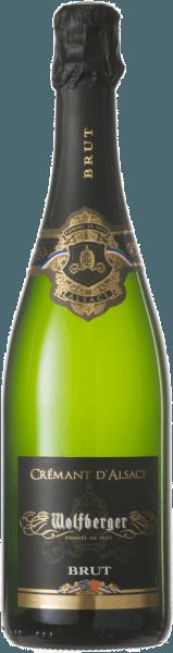 Crémant d'Alsace Chardonnay brut AOC - Wolfberger