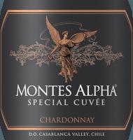 Voorvertoning: Montes Alpha Special Cuvée Chardonnay 2016 - Montes