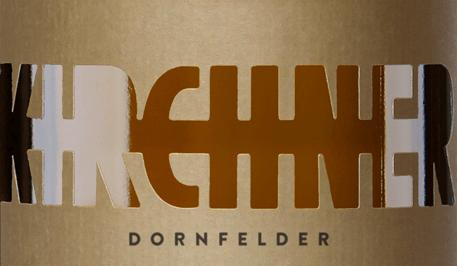 Dornfelder trocken 1,0 l 2018 - Weingut Kirchner von Kirchner