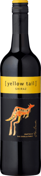 Shiraz 2020 - Yellow Tail