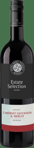 Estate Selection Cabernet Sauvignon Merlot 2017 - Puklavec Family Wines