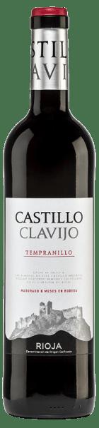 Deze Spaanse rode wijn is een druivenras gemaakt van de Trempranillo druif. De schitterende rode kleur van de Castillo de Clavijo Tempranillo Tinto RiojaDOCa van Criadores de Rioja doet denken aan een fonkelende robijn. In de neus worden aroma's van wilde bramen aangevuld met subtiele tonen van vanille en hout van de vatlagering. In de mond is deze rode wijn zacht en sappig-fris, met goed geïntegreerde houtnuances, veel fruitige impressies en kruidige en balsamico tonen. Deze rode wijn vertegenwoordigt het mooie evenwicht tussen dominant fruit en korte vatrijping. Vinificatie van de Castillo de Clavijo Tempranillo De met de hand geoogste druiven van de Criadores de Rioja wijngaard worden ontsteeld, gekneusd, gemacereerd en de resulterende most wordt gefermenteerd in roestvrijstalen tanks onder temperatuurcontrole. De gegiste wijn rijpt uiteindelijk 6 maanden in Franse en Amerikaanse eiken vaten alvorens te worden gebotteld. Aanbevolen voedsel voor deCriadores de RiojaCastillo de Clavijo Tempranillo Geniet van deze rode wijn uit Rioja bij frisse zomerse salades, soepen, tapas, gevulde groenten, pasta met vleessauzen, pizza, stevige vleesgerechten of milde harde kazen.