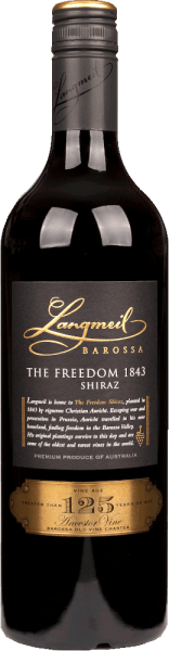 The Freedom 1843 Shiraz Barossa Valley 2017 - Langmeil
