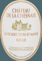 Voorvertoning: Château de la Chesnaie Muscadet Sèvre-et-Maine sur Lie 2018 - Chéreau Carré